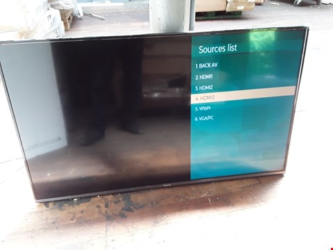 Lot 1022 PANASONIC  FX550 LED TELEVISION MODEL TX-55FX550B
