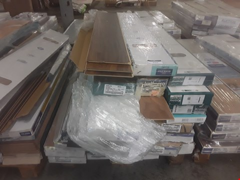 Lot 103 PALLET OF APPROXIMATELY 20 PACKS OF LAMINATE FLOORING