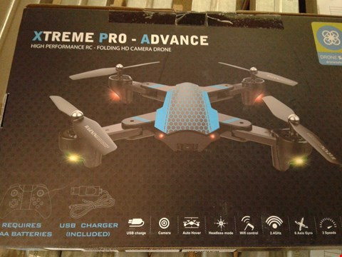 Lot 7930 XTREME PRO ADVANCED HD CAMERA DRONE