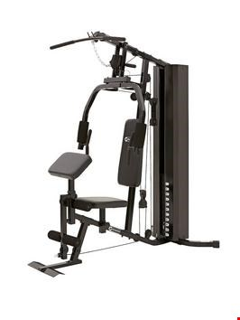 Lot 1041 DYNAMIX COMPACT HOME GYM (ONLY BOXES 1 AND 2 OF 3 INCLUDED) RRP £264