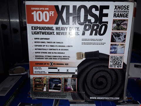 Lot 188 100FT XHOSE LIGHTWEIGHT  NEVER KINKS