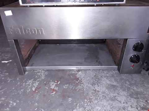 Lot 93 COMMERCIAL STAINLESS STEEL FALCON GRILL