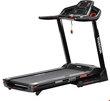 Lot 2 BOXED REEBOK GT50 TREADMILL EXERCISE BIKE RRP £1399.00