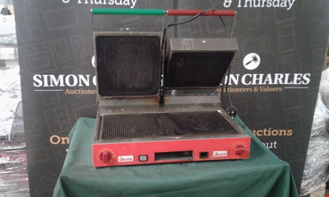 Lot 137 SIRMAN PANINI GRILL COMMERCIAL