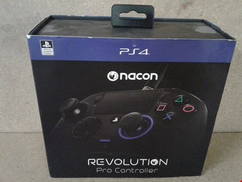 Lot 512 PRE OWNED NANCO REVOLUTION PRO CONTROLLER FOR PS4