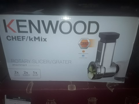 Lot 1799 KENWOOD SLICER  RRP £79.99