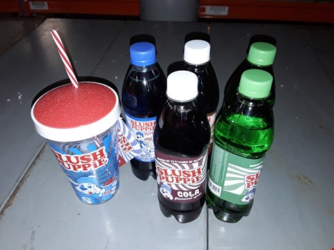 Lot 6579 LOT OF SLUSH PUPPIES ITEMS TO INCLUDE GIFT SET AND 2 2-PACK REFILLS RRP £56.00