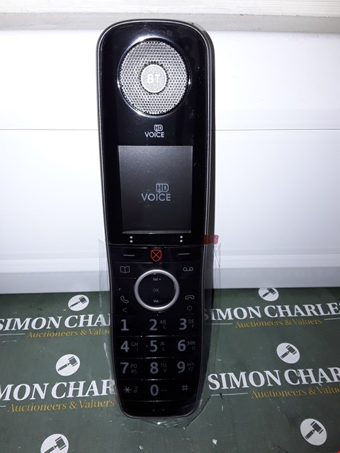 Lot 4651 BOXED BT ADVANCED DIGITAL HOME PHONE