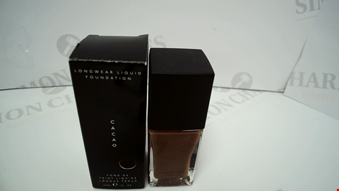 Lot 7538 BRAND NEW TOPSHOP LONGWEAR LIQUID FOUNDATION CACAO