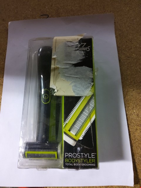 Lot 2017 PROSTYLE BODYSTYLER TOTAL BODY GROOMER