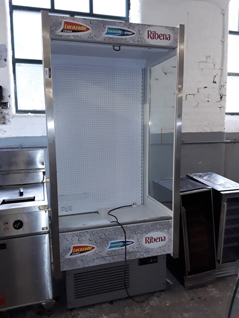 Lot 9075 FRILIXA VIZELA 1M DISPLAY FRIDGE