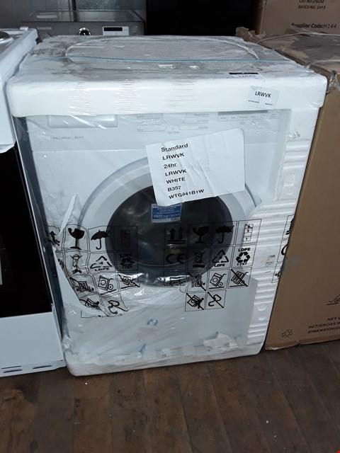 Lot 11045 BEKO WTG941B1W 9KG 1400 SPIN WASHING MACHINE - WHITE