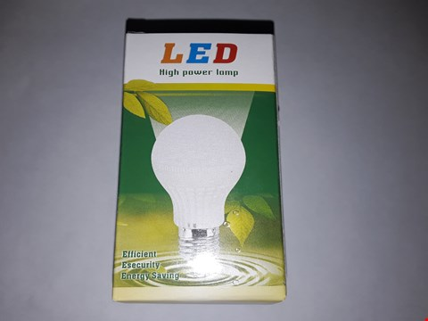 Lot 12111 APPROXIMATELY 50 BRAND NEW LED 3W COOL WHITE LAMP