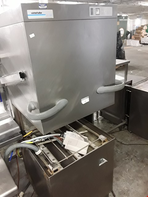 Lot 74 WINTERHALTER GS 502 PASS THROUGH DISHWASHER