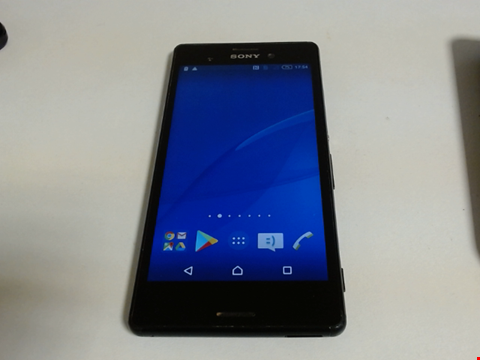 Lot 5116 SONY XPERIA E2302 ANDROID SMART PHONE