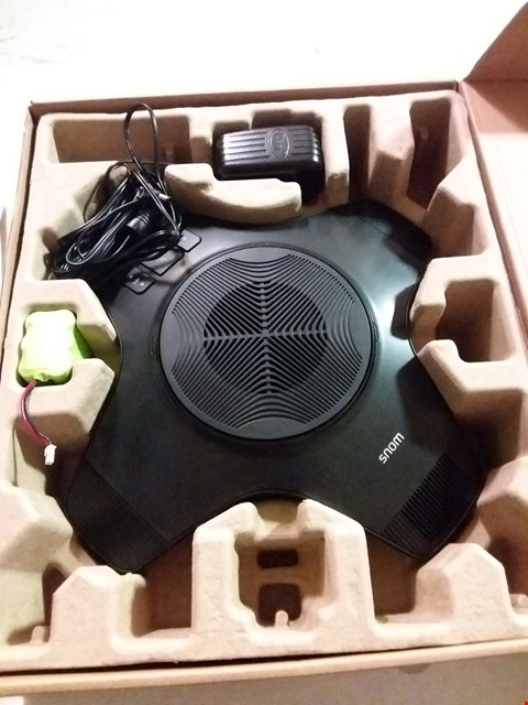 Lot 12183 SNOM C52 SPEAKERPHONE