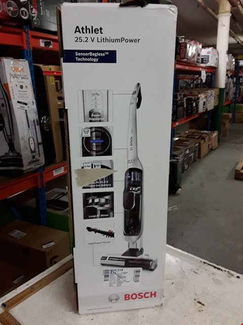 Lot 3028 BOSCH ATHLET 25.2 V VACUUM CLEANER