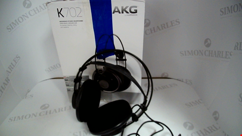 Lot 17331 AKG HARMAN AUDIO HEADSET