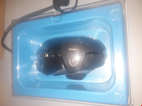 Lot 181 LOGITECH G502 PROTEUS SPECTRUM GAMING MOUSE