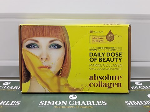 Lot 171 BOXED ABSOLUTE COLLAGEN BOX (14 X 10ML)