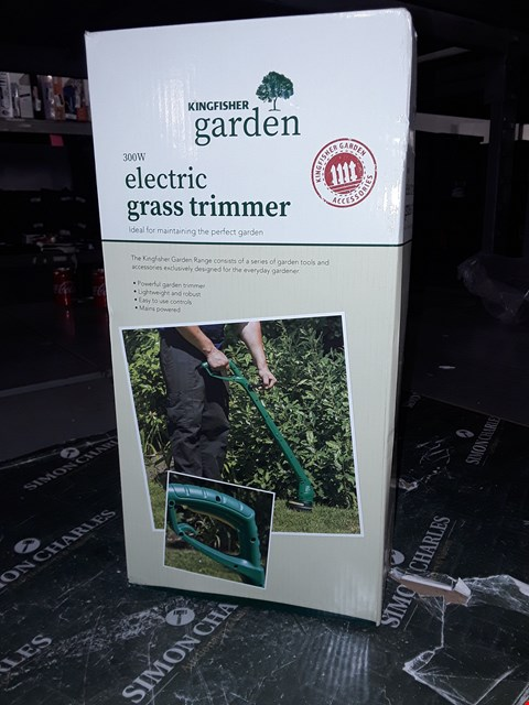 Lot 2055 KINGFISHER 300W ELECTRIC GRASS TRIMMER
