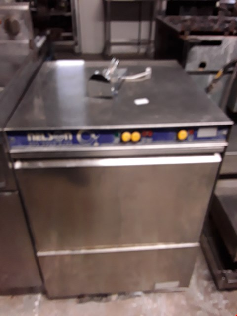Lot 9055 COMMERCIAL STAINLESS STEEL NELSON DISHWASHER