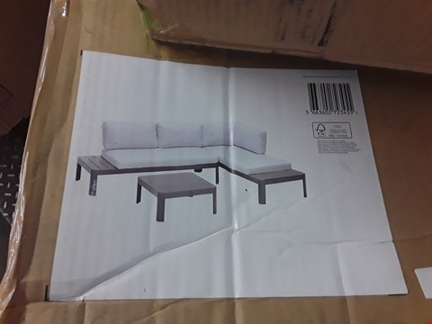 Lot 131 BOXED BLOOMA AMORIO 4 SEATER COFFEE SET RRP £847.00