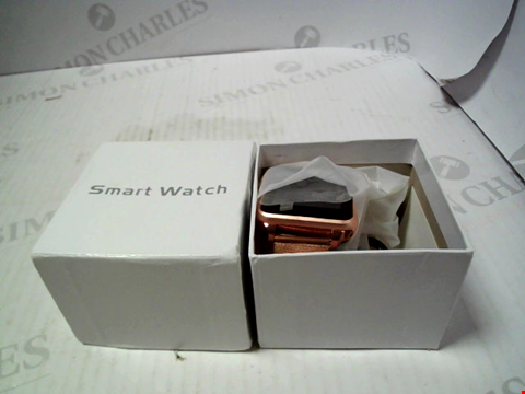 Lot 5763 BOXED UNBRANDED SMARTWATCH