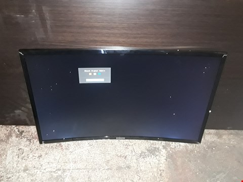 "Lot 4118 SAMSUNG C27F390FHU 27"" CURVED MONITOR"
