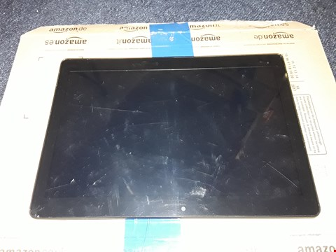 Lot 4381 TIANYIDA TABLET IN BLACK