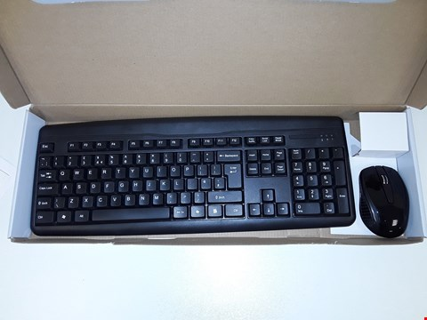 Lot 85 LOT OF 3 ASSORTED ONN WIRELESS KEYBOARD & MOUSE COMBOS