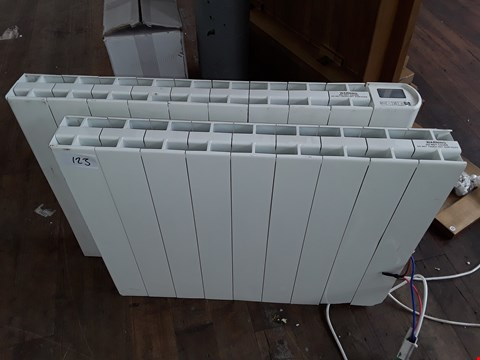 Lot 123 LOT OF 2 NATURAL STONE DRY INERTIA HEATERS