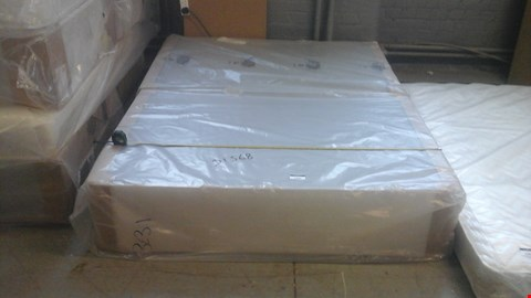 Lot 1265 QUALITY BAGGED 5FT DIVAN BED BASE