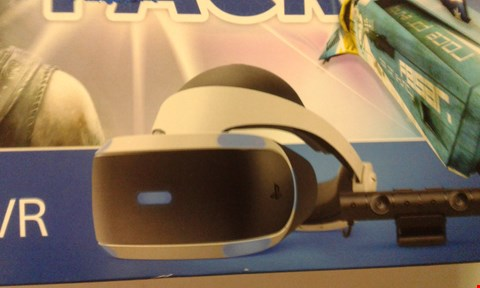 Lot 194 PLAYSTATION VR HEADSET