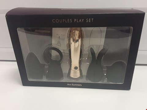 Lot 10088 BOXED ANN SUMMERS COUPLE PLAY SET