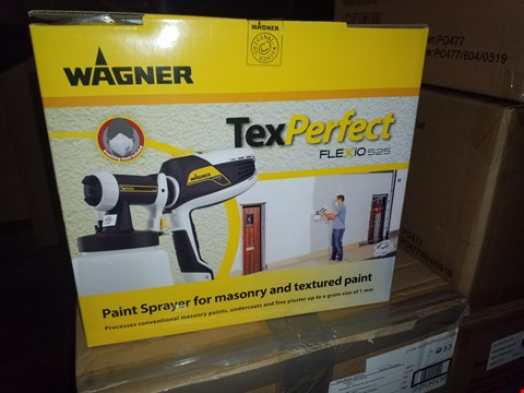 Lot 247 WAGNER TEX-PERFECT FLEXIO 525 PAINT SPRAYER