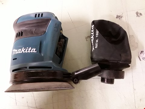 Lot 8502 MAKITA DBO180Z ORBIT SANDER