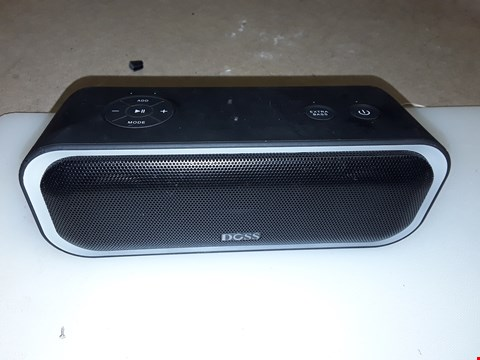 Lot 214 DOSS WIRELESS SPEAKER