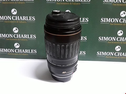 Lot 28 UNBOXED CANON ULTRASONIC 70-210MM 1:3.5-4.5 CAMERA LENS