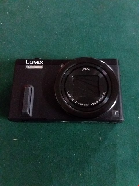 Lot 387 PANASONIC LUMIX DMC-TZ60 DIGITAL CAMERA (LOT 10)