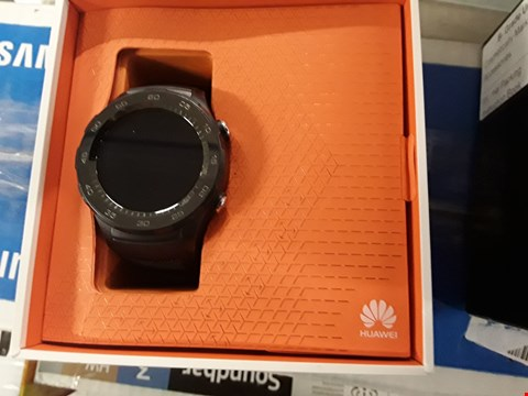 Lot 4109 BOXED GRADE 1 HUAWEI BLUETOOTH WATCH 2  RRP £249