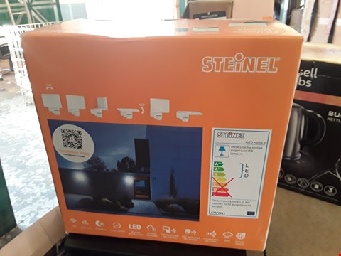 Lot 17 STEINEL SENSOR STRAHLER LED LIGHT
