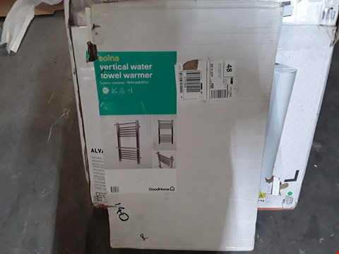 Lot 1055 BOXED SOLNA VERTICAL WATER TOWEL WARMER