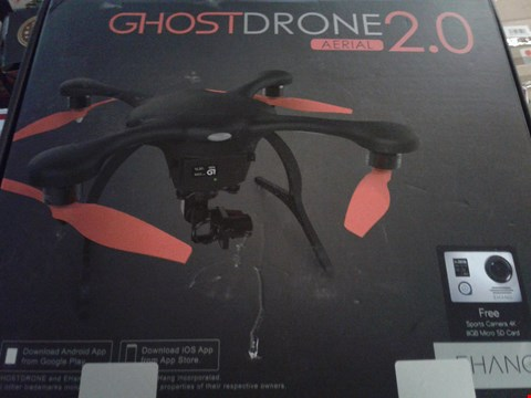 Lot 7451 GHOSTDRONE 2.0 AERIAL