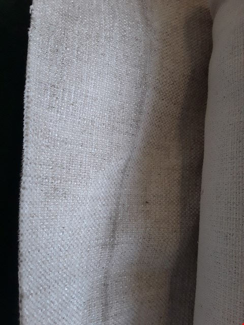 Lot 2042 ROLL OF BLAKE LINEN FIRE RETARDANT MATERIAL APPROXIMATELY 140cm × 6M