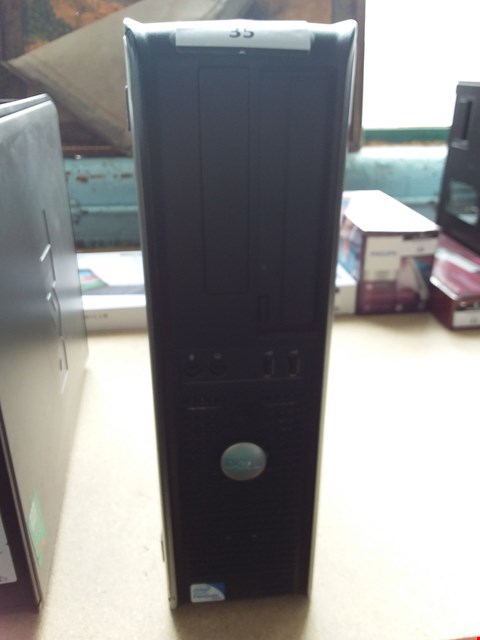 Lot 35 DELL PC TOWER DUAL CORE E5300