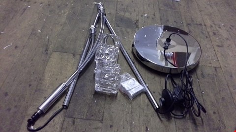 Lot 272 ICE CUBE FLOOR LAMP RRP £99.00