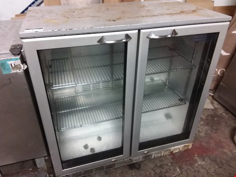 Lot 73 RHINO D-MONACO 900M COMMERCIAL DISPLAY CHILLER