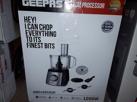 Lot 2066 GEEPERS FOOD PROCESSOR