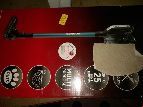 Lot 1695 HOOVER H-FREE 2IN1 LIGHTWEIGHT PETS CORDLESS STICK VACUUM CLEANER, HF18CPT